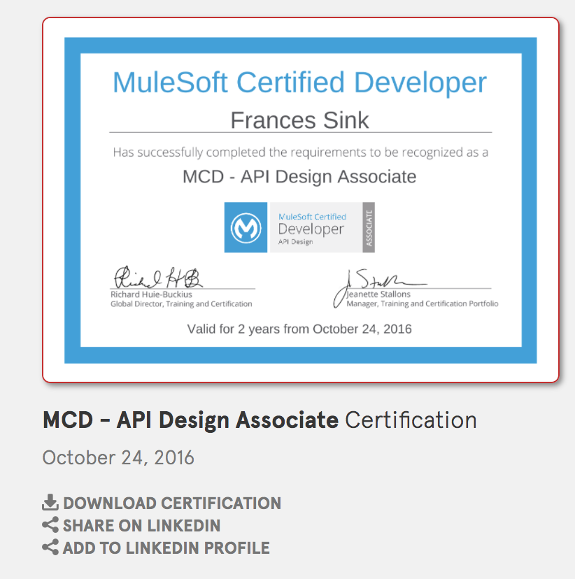 How do I add my certification badge to my LinkedIn profile